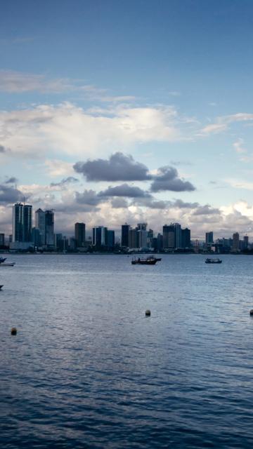 Screenshot №1 pro téma Panama City 360x640