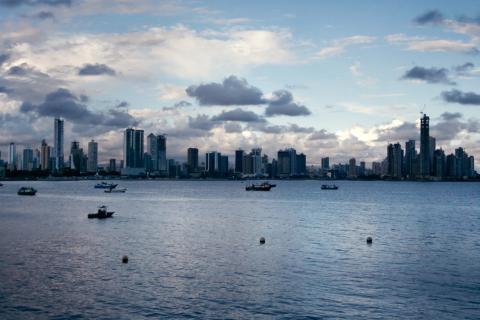 Screenshot №1 pro téma Panama City 480x320