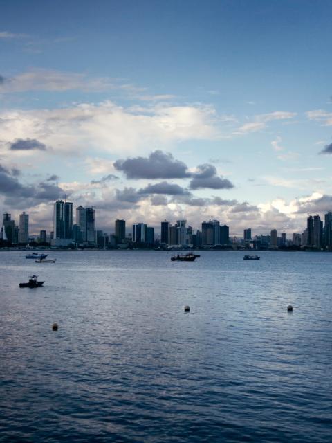 Screenshot №1 pro téma Panama City 480x640
