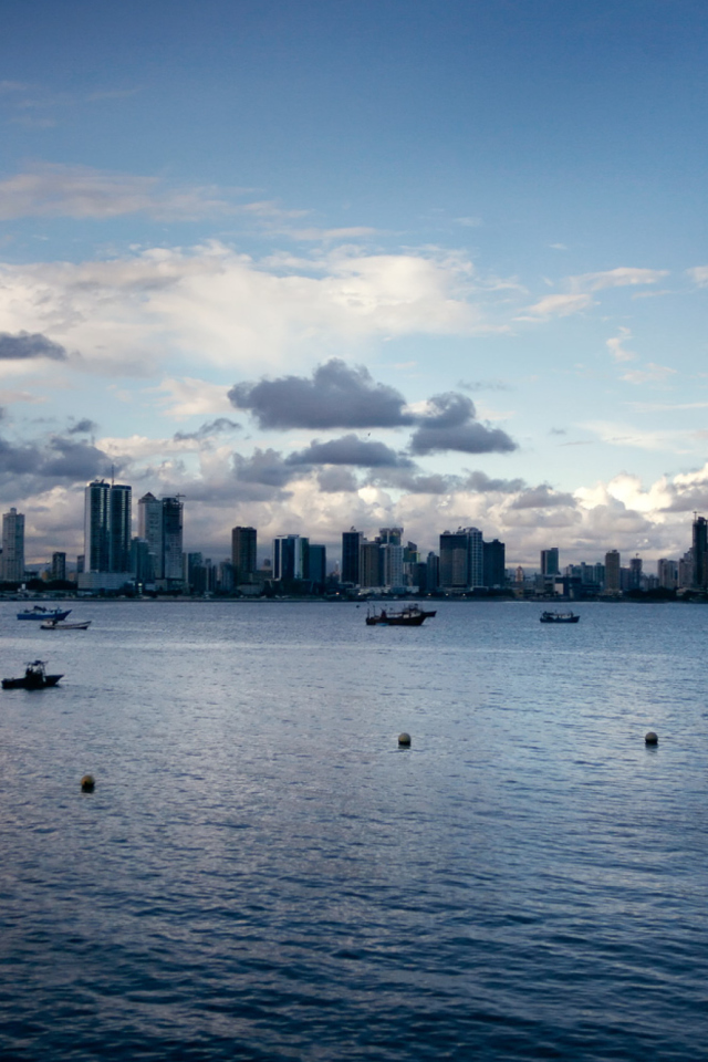 Screenshot №1 pro téma Panama City 640x960