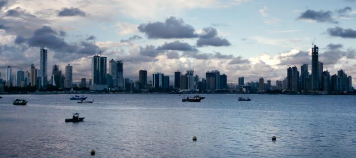 Screenshot №1 pro téma Panama City 720x320