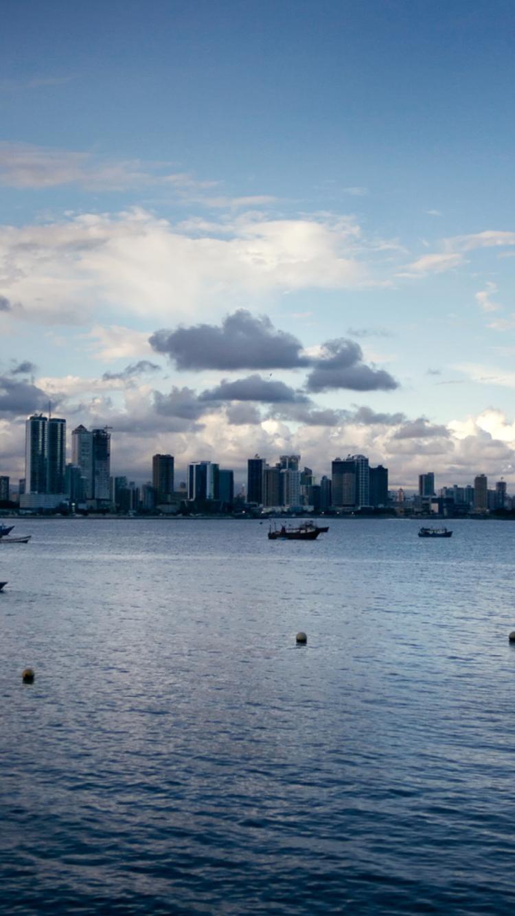 Screenshot №1 pro téma Panama City 750x1334