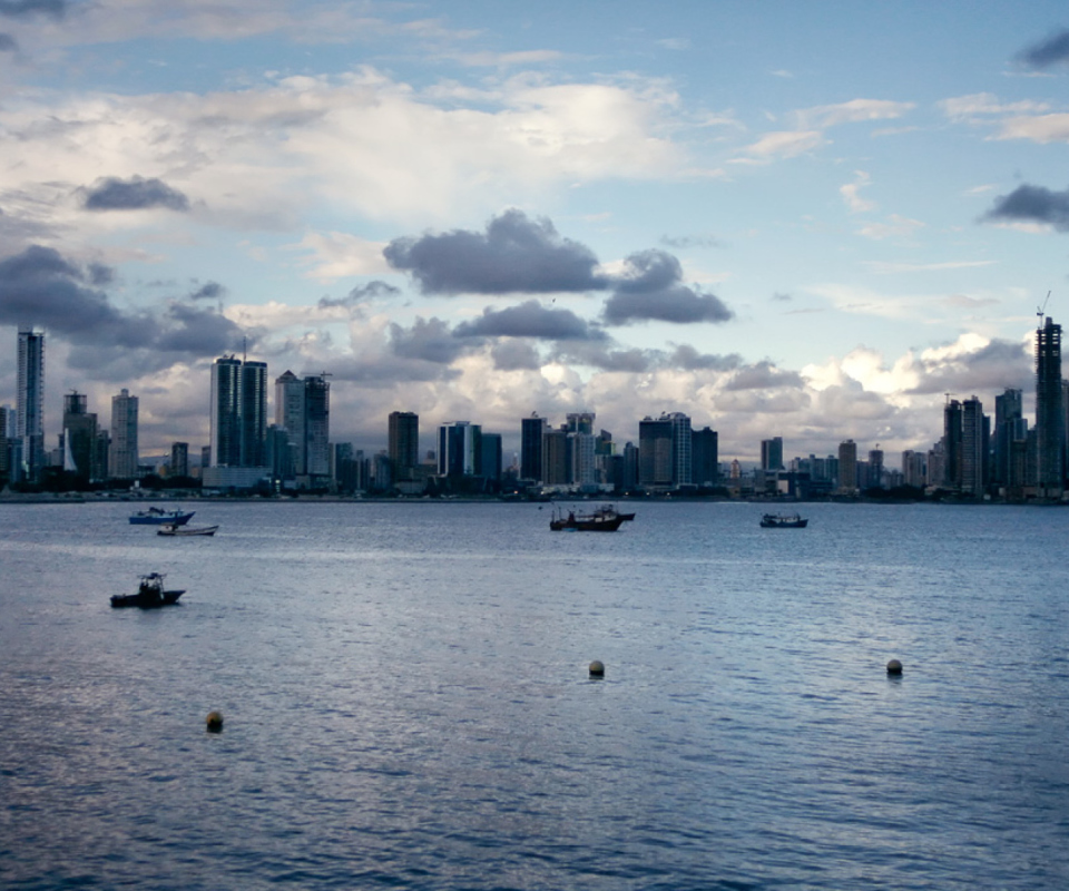 Screenshot №1 pro téma Panama City 960x800