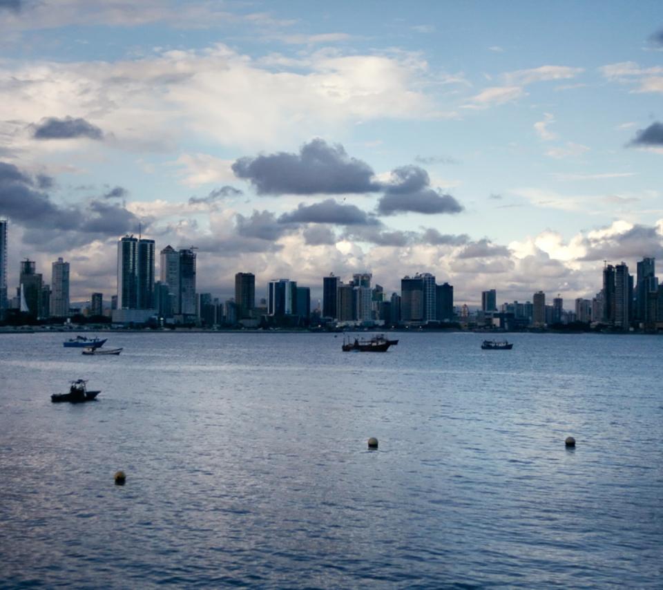 Screenshot №1 pro téma Panama City 960x854