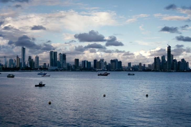 Screenshot №1 pro téma Panama City