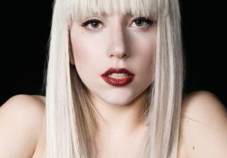 Lady Gaga - Obrázkek zdarma pro Samsung Galaxy Q