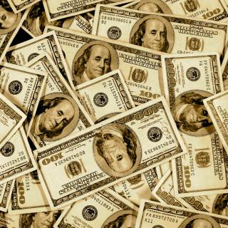 American Banknotes - Obrázkek zdarma pro iPad