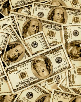 American Banknotes - Obrázkek zdarma pro Nokia Asha 308
