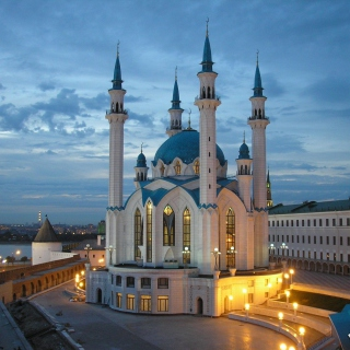 Tatarstan, Kazan - Obrázkek zdarma pro iPad 2