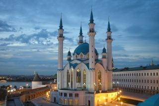 Tatarstan, Kazan - Obrázkek zdarma pro Samsung Galaxy Tab 10.1