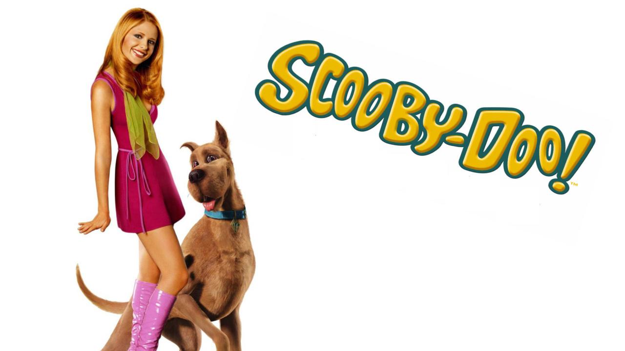 Screenshot №1 pro téma Sarah Michelle Gellar with Dog 1280x720