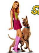 Screenshot №1 pro téma Sarah Michelle Gellar with Dog 132x176