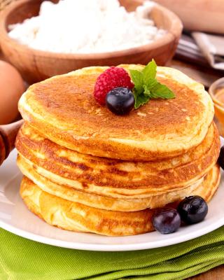 Pancakes with honey - Obrázkek zdarma pro Nokia X3-02