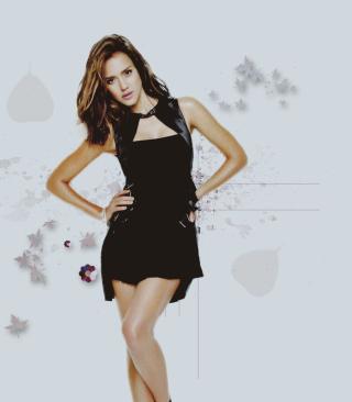 Jessica Alba - Obrázkek zdarma pro Nokia C5-06