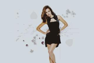 Jessica Alba - Obrázkek zdarma pro Desktop Netbook 1024x600