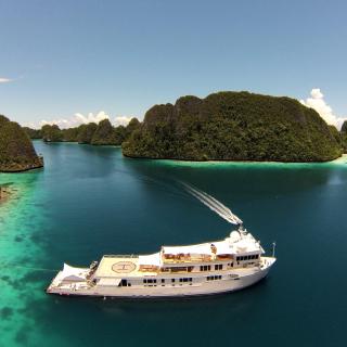 Private Caribbean Cruise - Obrázkek zdarma pro iPad Air
