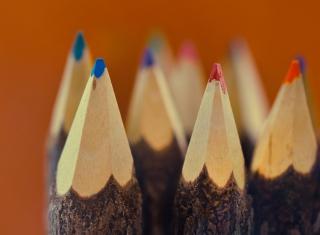 Pencils - Obrázkek zdarma pro LG P970 Optimus