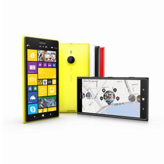 Nokia Lumia 1520 20MP Smartphone - Obrázkek zdarma pro iPad 2