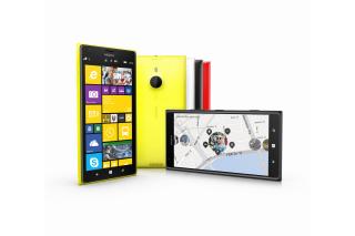 Nokia Lumia 1520 20MP Smartphone - Obrázkek zdarma pro Widescreen Desktop PC 1600x900