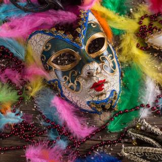 Carnevale di Venezia - Obrázkek zdarma pro iPad