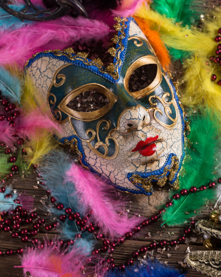 Carnevale di Venezia - Obrázkek zdarma pro Nokia Asha 202