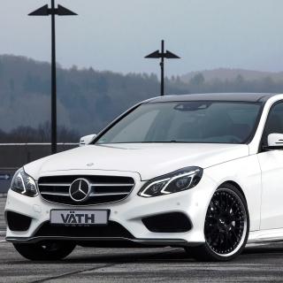 Mercedes Benz E V50 RS W212 - Obrázkek zdarma pro 2048x2048