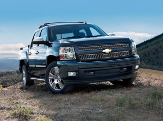 Chevrolet Silverado Picture for Android, iPhone and iPad