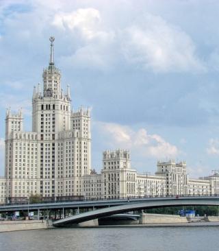 Beautiful Moscow - Obrázkek zdarma pro iPhone 5