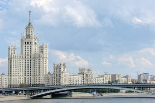 Beautiful Moscow Picture for Android, iPhone and iPad