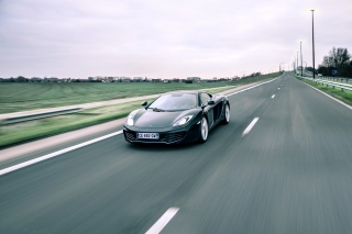 McLaren Background for Android, iPhone and iPad