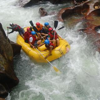 Water Rafting - Obrázkek zdarma pro 128x128