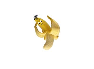 Funny Banana - Obrázkek zdarma pro Sony Xperia C3
