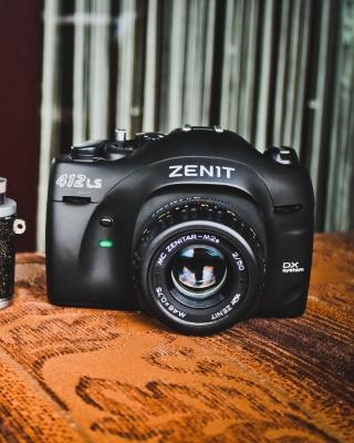 Zenit Camera - Obrázkek zdarma pro Nokia Asha 502