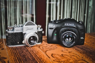 Free Zenit Camera Picture for Android, iPhone and iPad