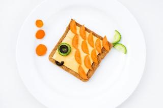 Funny Food - Obrázkek zdarma pro Samsung I9080 Galaxy Grand
