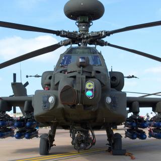 Mi 28 Military Helicopter - Obrázkek zdarma pro iPad mini