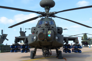Mi 28 Military Helicopter Wallpaper for Android, iPhone and iPad