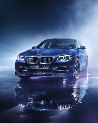 BMW 5 Series Tuning - Obrázkek zdarma pro 320x480
