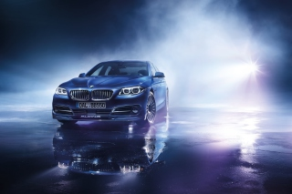 BMW 5 Series Tuning - Obrázkek zdarma pro Motorola DROID 3