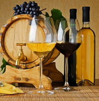 Italian wine - Obrázkek zdarma pro 208x208