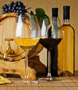 Italian wine - Obrázkek zdarma pro Nokia Asha 503