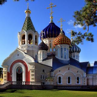 Orthodox Church - Obrázkek zdarma pro 128x128