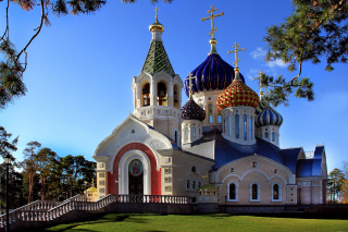 Orthodox Church Picture for Android, iPhone and iPad