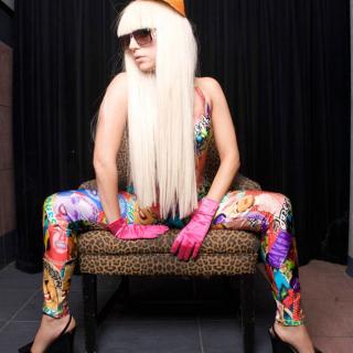 Lady Gaga - Obrázkek zdarma pro 128x128