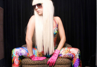 Lady Gaga - Obrázkek zdarma pro 1152x864