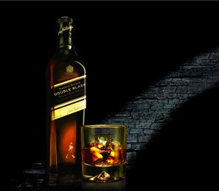 Whiskey Bottle - Obrázkek zdarma pro iPad