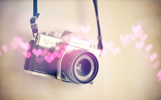 Free I Love My Camera Picture for Desktop 1920x1080 Full HD