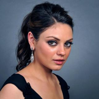 Talented actress Mila Kunis - Obrázkek zdarma pro 1024x1024
