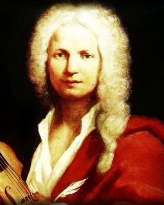 Antonio Vivaldi - Obrázkek zdarma pro Nokia Lumia 810