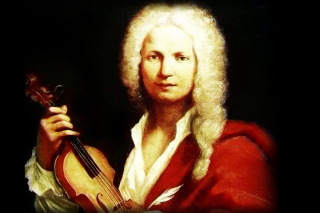 Antonio Vivaldi Wallpaper for Huawei M865